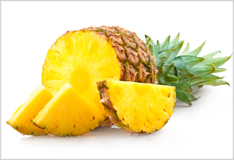 The pineapple – a very special kind of berry